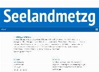 Website von Seelandmetzg